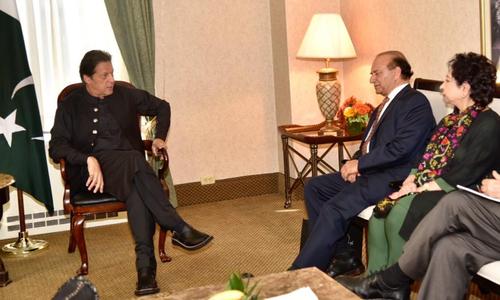 ڈاکٹر ملیحہ لودھی کہتی ہیں کہ عمران خان کشمیر مشن  پر امریکا آئے ہیں — فوٹو بشکریہ ریڈیو پاکستان