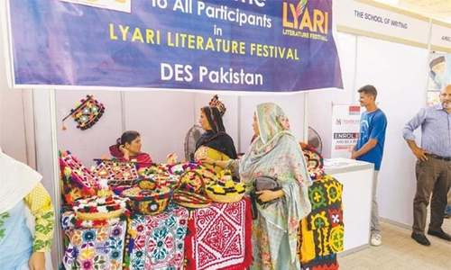 A new chapter for Lyari kicks off with the Lyari Literature Festival