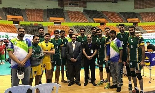 Pakistan beat India 3-2 to finish seventh in Asian Volleyball