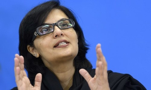 In conversation with Dr Sania Nishtar about the Ehsaas programme