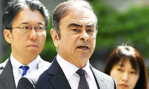 US SEC charges Nissan, ex-CEO Ghosn with hiding $140m from investors