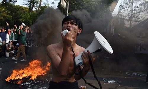 انڈونیشیا کے پاپوا ریجن میں فسادات، 20 افراد جاں بحق