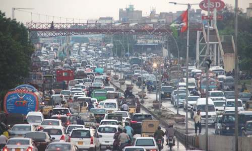 Karachi receives brief spell of 'unexpected' rain