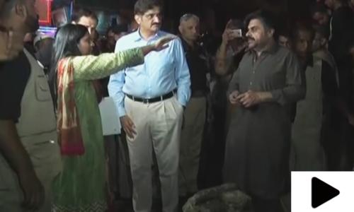 جب ایک شہری نے چائے کے ہوٹل پر وزیراعلیٰ سندھ سے شکایت کی