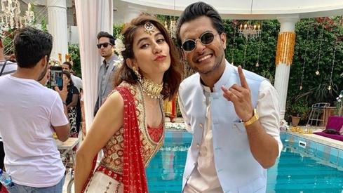 Syra Sharoz and Asim Azhar are working on a musical miniseries about friendship