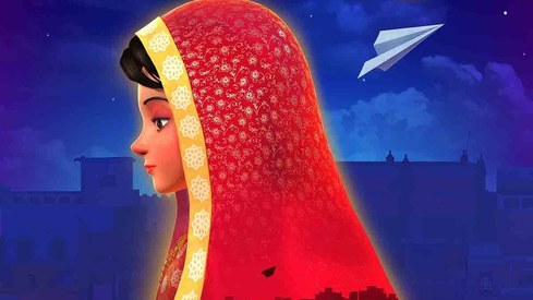 Sharmeen Obaid-Chinoy's latest animated film is about child marriages