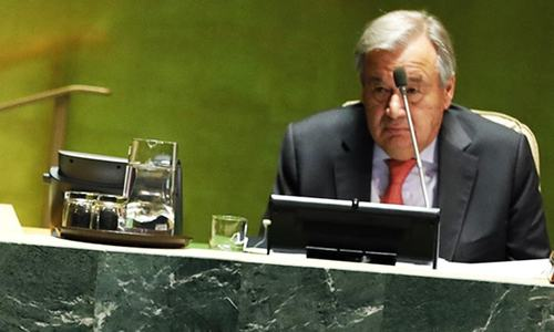 UN chief calls for dialogue to resolve 'heightened tensions' in South Asia