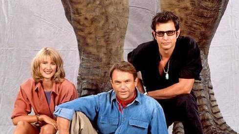Jeff Goldblum, Sam Neill and Laura Dern will return for Jurassic World 3