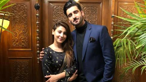 Hina Altaf and Agha Ali find themselves in a love triangle in their next drama