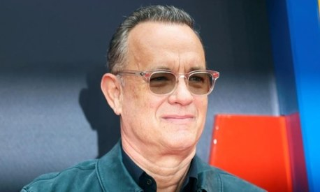 Tom Hanks will receive a lifetime award at the Golden Globes