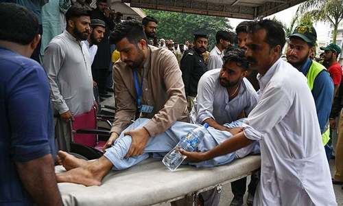 67 injured as shallow tremor rocks Mirpur, Jhelum and adjoining areas