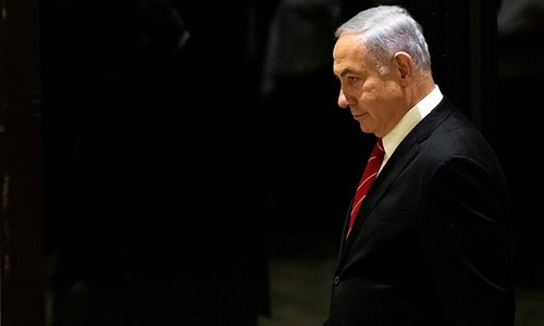 Explainer: Israel's Netanyahu is clutching onto a political lifeline