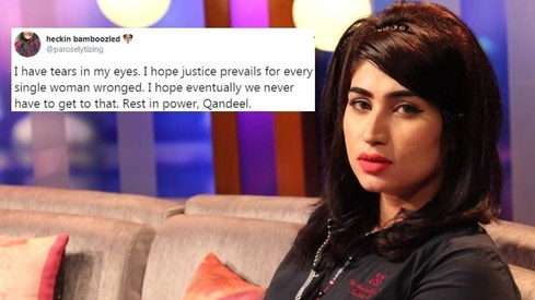 Pakistani Twitter debates why the Qandeel Baloch verdict feels bittersweet