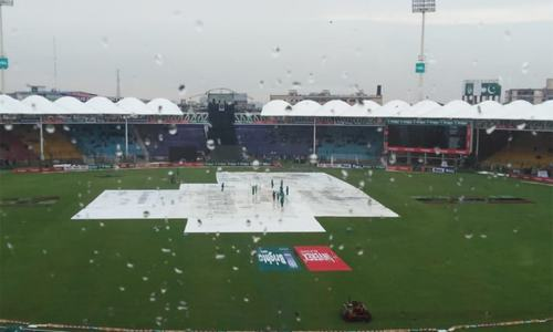 First ODI between Pakistan, Sri Lanka called off after heavy rain