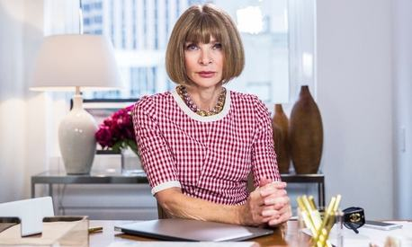 Anna Wintour is now teaching an online MasterClass