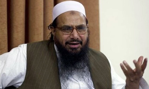 Allowing Hafiz Saeed to access frozen accounts legal, says US