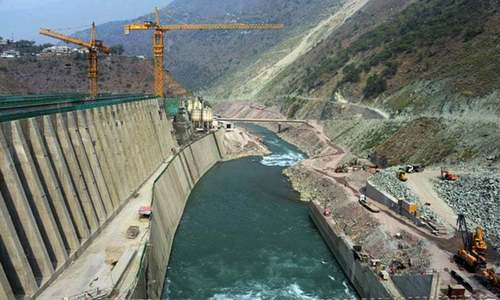 'Power generation from Suki Kanari dam to start in 2022'