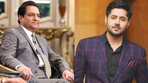 He was acting, says Firdous Jamal about actor Imran Ashraf