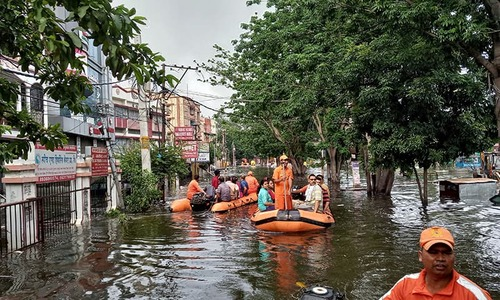 Over 1,600 die in India's heaviest monsoon season for 25 years