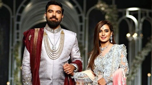 Yasir Hussain is making his big screen comeback for Iqra Aziz's debut flick