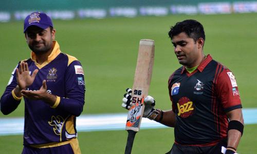 Shehzad, Umar recalled for SL T20 series