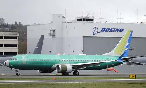 US committee seeks to interview Boeing engineer on safety of 737 MAX
