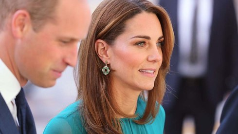 Kate Middleton wore earrings from Pakistani brand Zeen and they sold out in minutes