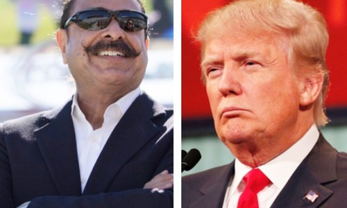 پاکستانی نژاد نے دولت میں ڈونلڈ ٹرمپ کو پیچھے چھوڑ دیا