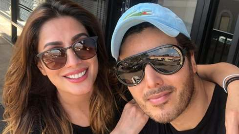 Pakistani celebs have touched down in Houston for the Hum Awards
