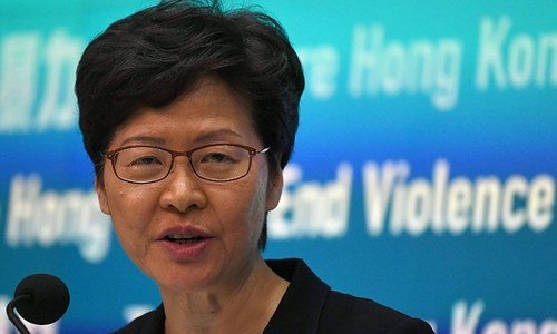Hong Kong leader invokes emergency powers to quell escalating violence