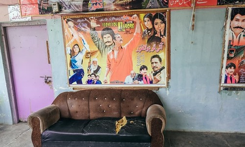 The filmy rise and fall of Lahore's Bari Studios