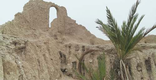 HERITAGE: THE RUINED FORTS OF KHUZDAR