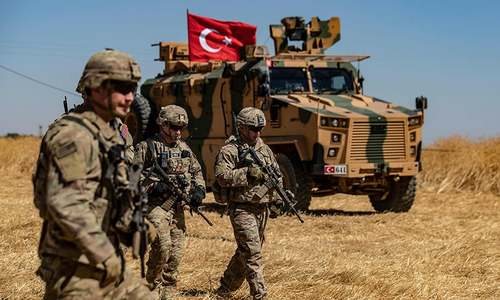 As US withdraws from northeast Syria, Turkey says will not allow IS to return