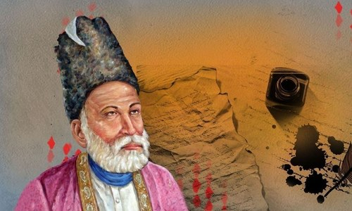 How Ghalib's genius took ghazal to new heights and depths