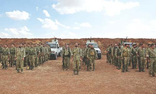 US forces start Syria border pullback, alarming Kurds