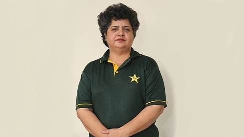 Humaira Farah wants to become the first Pakistani female umpire to go international
