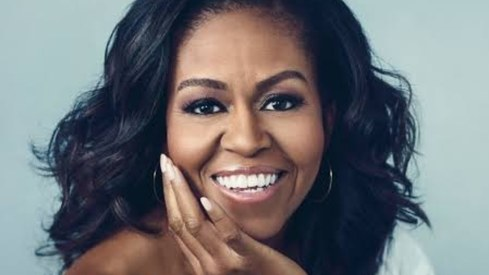 You could start journaling like a pro, with some help from Michelle Obama