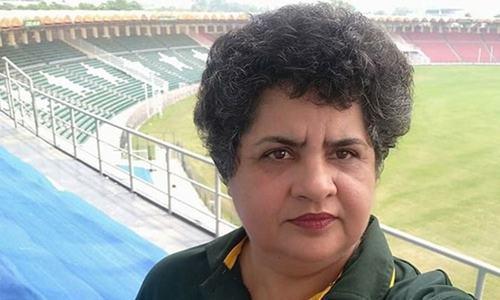 ملیے پاکستان کی سب سے سینئر خاتون امپائر سے