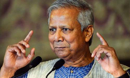 Bangladesh court issues arrest warrant for Nobel laureate Yunus