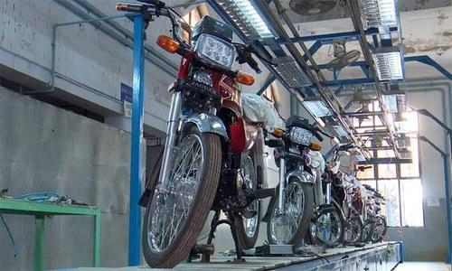 پاکستان میں ماحول دوست الیکٹرک موٹر سائیکلوں کی تیاری