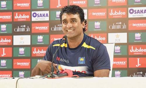 Our tour to Pakistan a message for whole world: SL coach