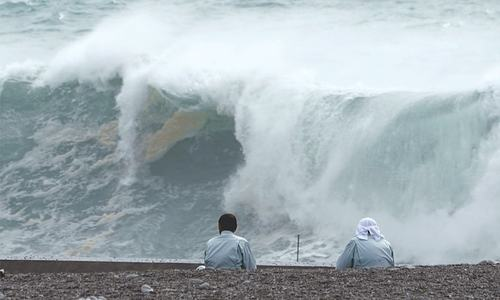 'Worst typhoon' in 60 years threatens to batter Tokyo