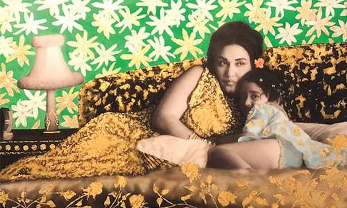 EXHIBITION: MOTHER AS MUSE