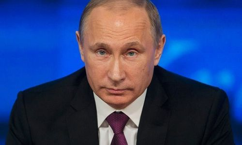 """Putin says Russia has """"very friendly"""" relations with Saudi crown prince"""