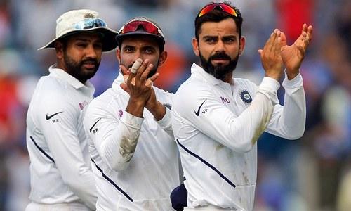پونے ٹیسٹ: بھارت نے جنوبی افریقہ کو شکست دے دی