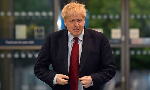 Johnson plays down Brexit breakthrough hopes