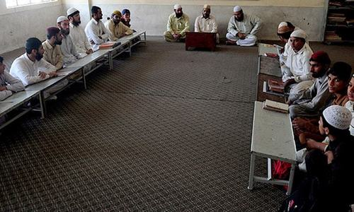 Tanzeemul Madaris poll not allowed over 'security concerns'