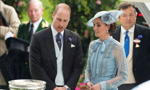 برطانوی شاہی جوڑا تاریخی دورے پر آج پاکستان پہنچ رہا ہے
