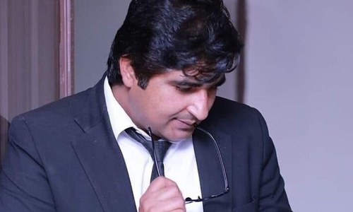 مسلم لیگ (ن) وکلا ونگ کے نائب صدر 'اغوا'