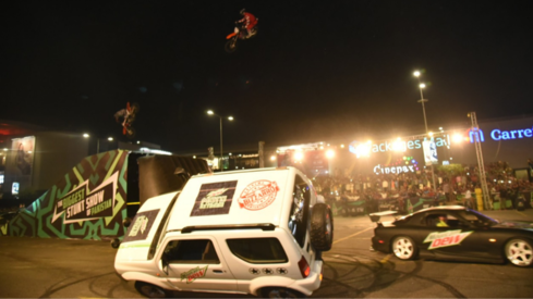 Dew Moto Extreme witnessed over 15,000 people in its biggest-ever stunts shows across Pakistan
